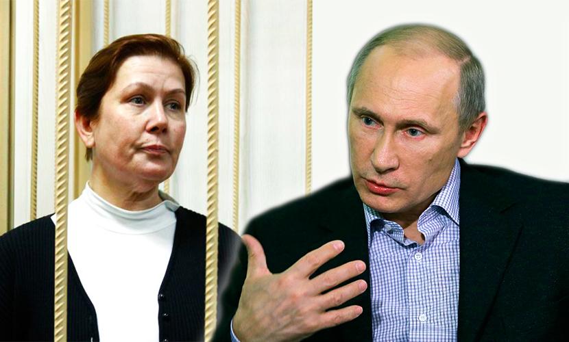 Путин заступился за директора украинской библиотеки, которой продлили арест