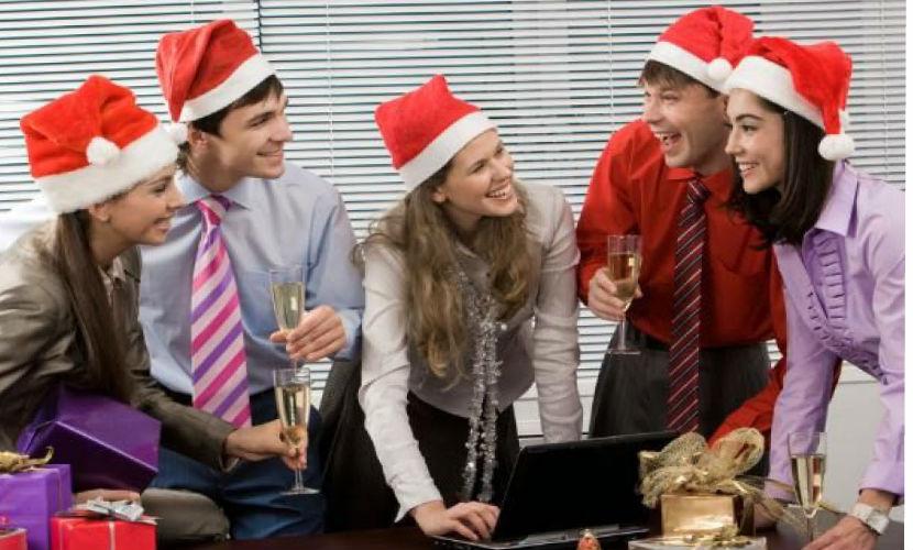 Только 67% работодателей устроят сотрудникам корпоратив на Новый год