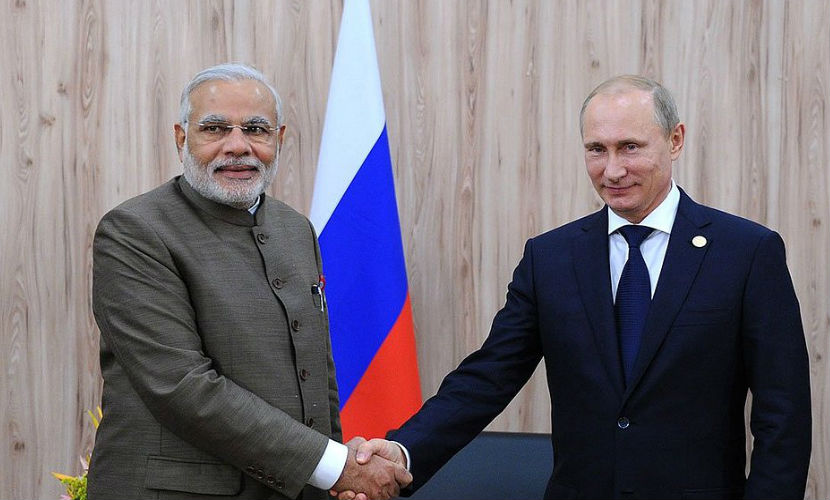 США не удалось вытеснить Россию с рынка вооружений Индии