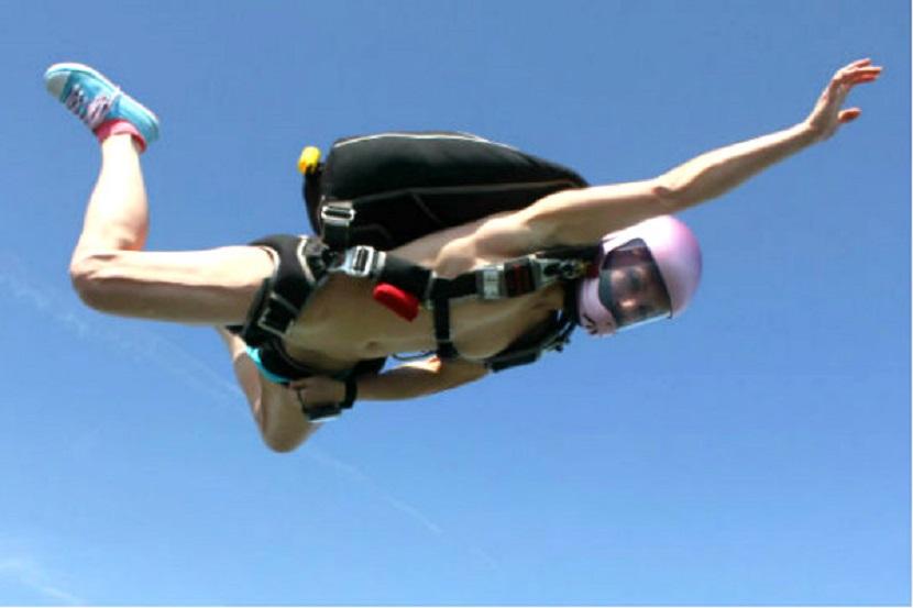 голые женщины на парашютах-цб2