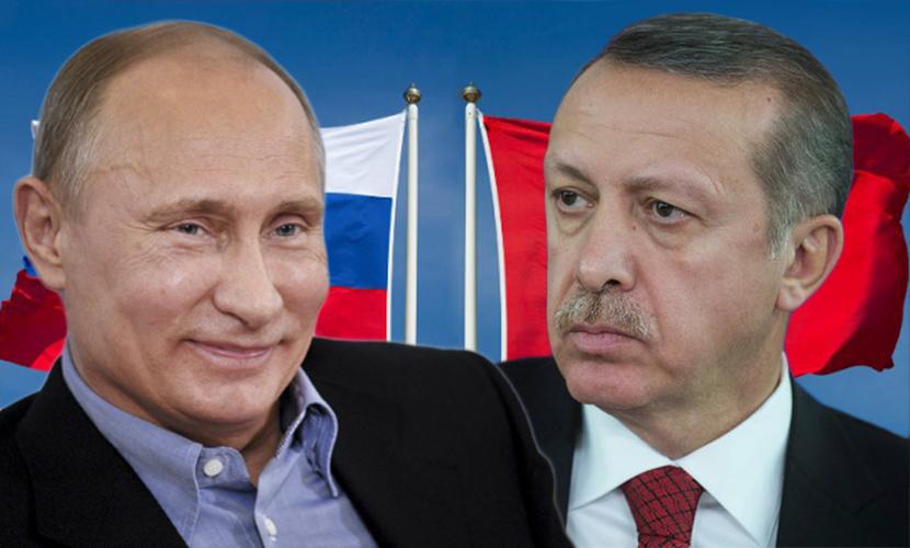 Путин - о власти Эрдогана: Ничто не вечно под луной