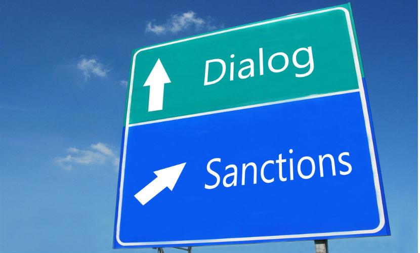 Франция выступила против продления санкций в отношении России