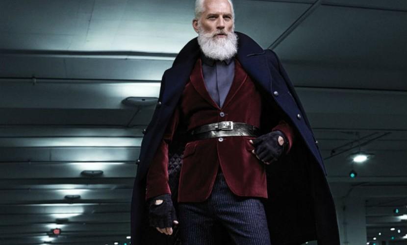 Стильному Санта-Клаусу шьют костюмы самые модные дома