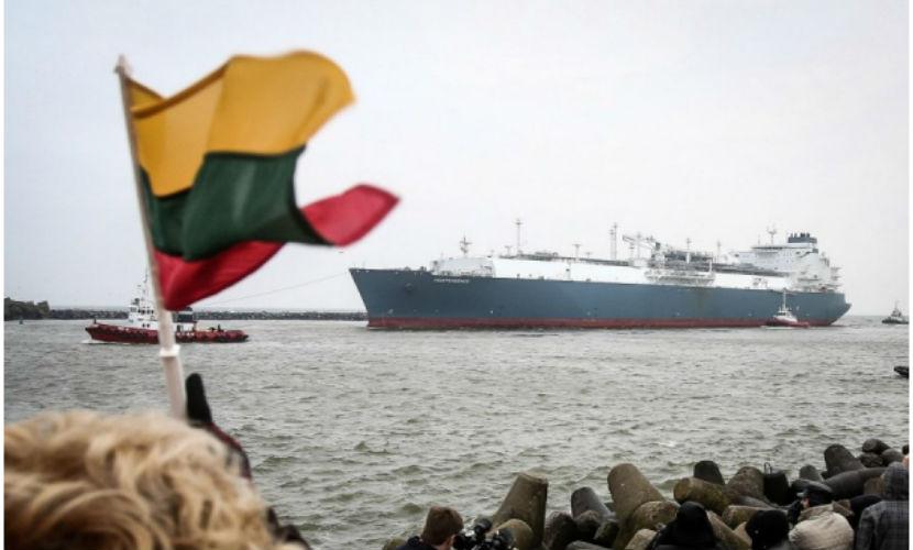 Литва призналась: американский газ гораздо дороже российского