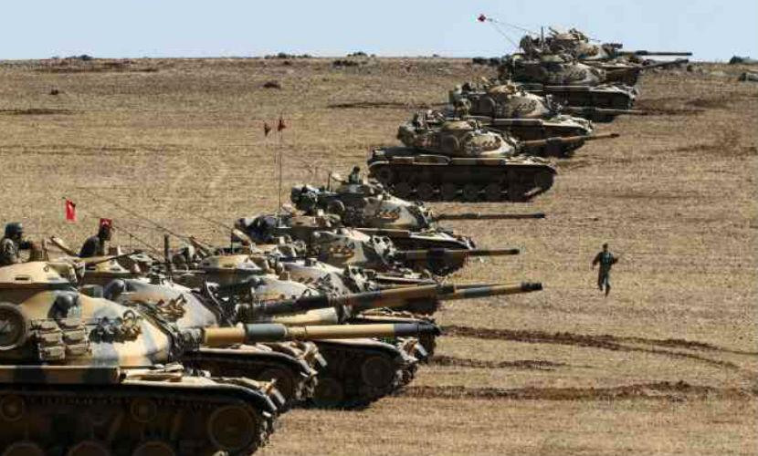 Турция выводит из Ирака только часть своих войск