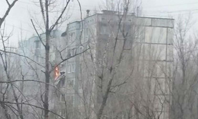 Взрыв в жилом доме в Волгограде обрушил перекрытия с 6-го по 9-й этажи
