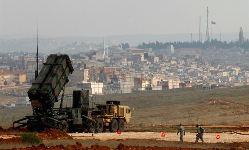 Германия вывезла из Турции зенитно-ракетные комплексы