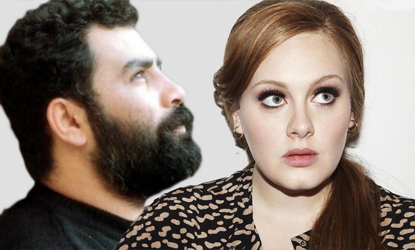 Турки обвинили шикарную Адель в краже хита мертвого певца