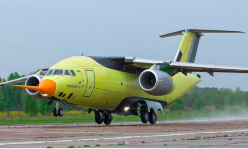 Новый самолет концерна