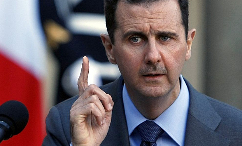 Террористы получают оружие и финансы через Турцию, - Асад