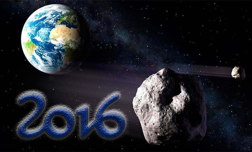 11 астероидов угрожают уничтожить Землю, - МЧС