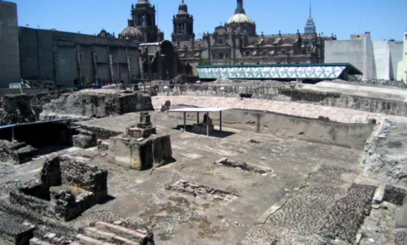 Археологи обнаружили тайный проход к гробницам ацтеков