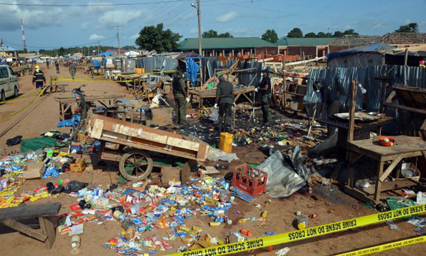 Тройной теракт на озере Чад унес жизни 30 человек