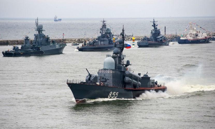 Латвийские агенты пытались через доверчивых россиян узнать тайну Балтийского флота