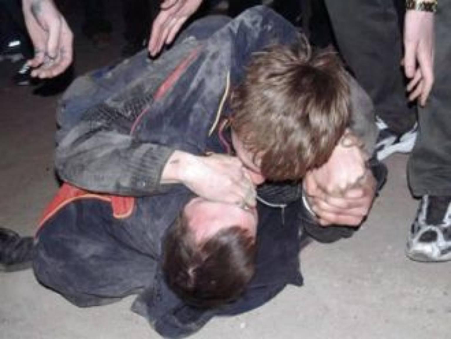 Мужчина из Украины погиб от рук бомжа в Ростовской области