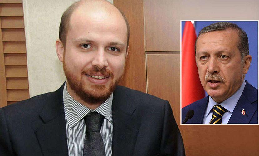 Сын президента Турции Билал Эрдоган является