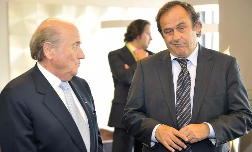 Комитет по этике ФИФА отлучил Блаттера и Платини от футбола на восемь лет