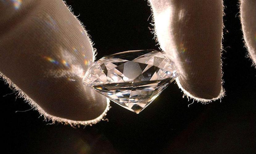 В США бриллианты стоимостью $10 млн выбросили в мусор