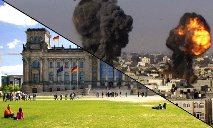 Бундестаг одобрил участие немцев в борьбе против ДАИШ в Сирии