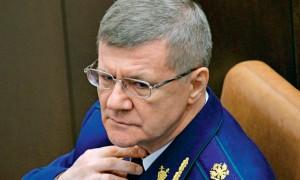 Чайка покинул пост Генерального прокурора России