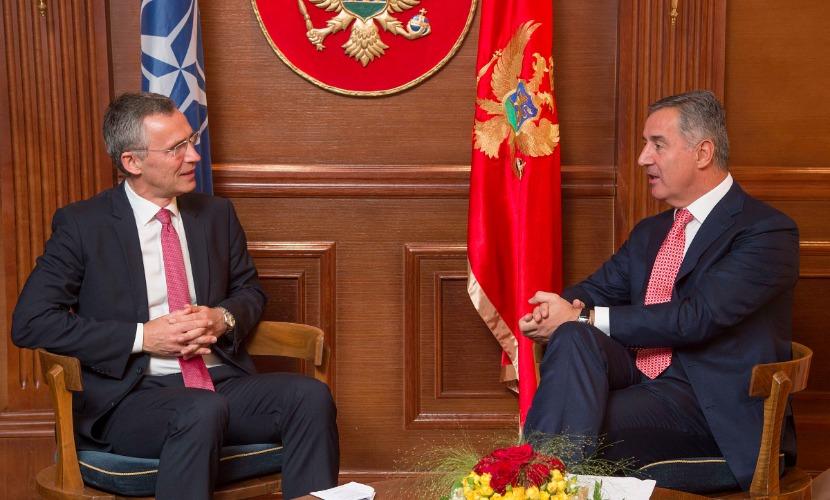 НАТО сделала официальное предложение Черногории стать 29-м ее членом