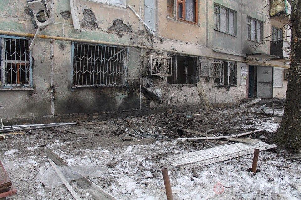 Упавшая в Архангельской области ракета повредила две квартиры военных