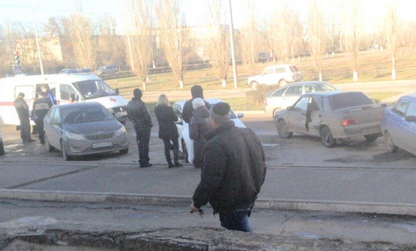 В Ростовской области пострадавший в ДТП повторно попал в аварию на скорой