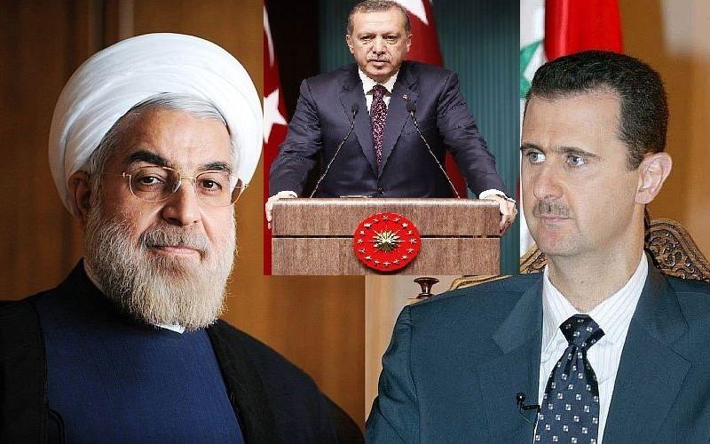 Если бы Иран не поддерживал режим Асада,