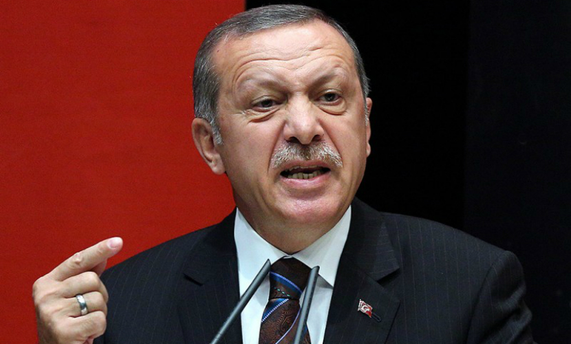 Эрдоган заявил, что не намерен выводить войска из Ирака