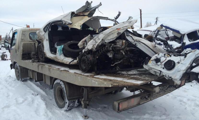 Четыре работника исправительных колоний погибли в ДТП под Санкт-Петербургом