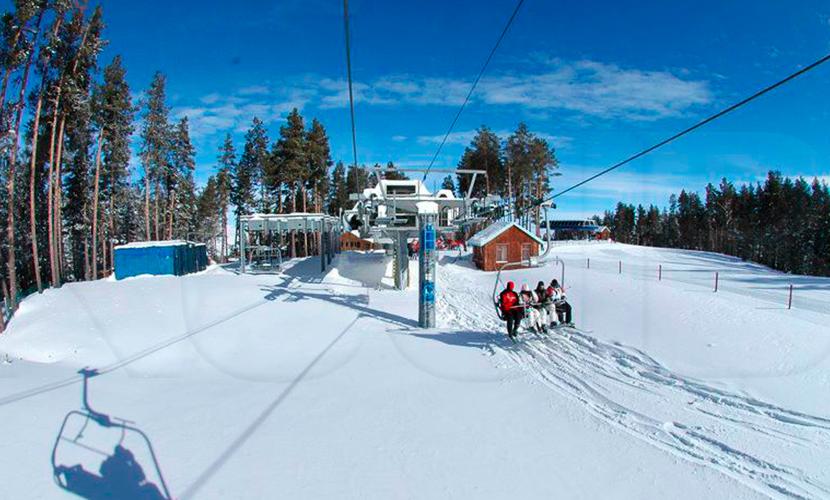 Турция терпит убытки из-за отсутствия российских туристов на горнолыжных курортах