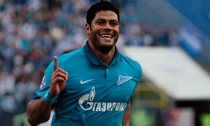 Бразильского нападающего Халка признали лучшим футболистом 2015 года в России