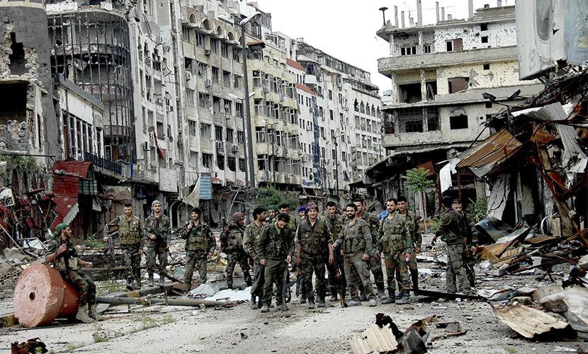 Сирийская армия заняла Хомс, - боевики спешно бегут из города