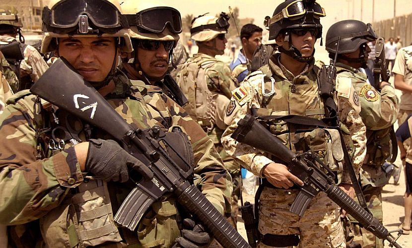 Иракская армия выбила террористов