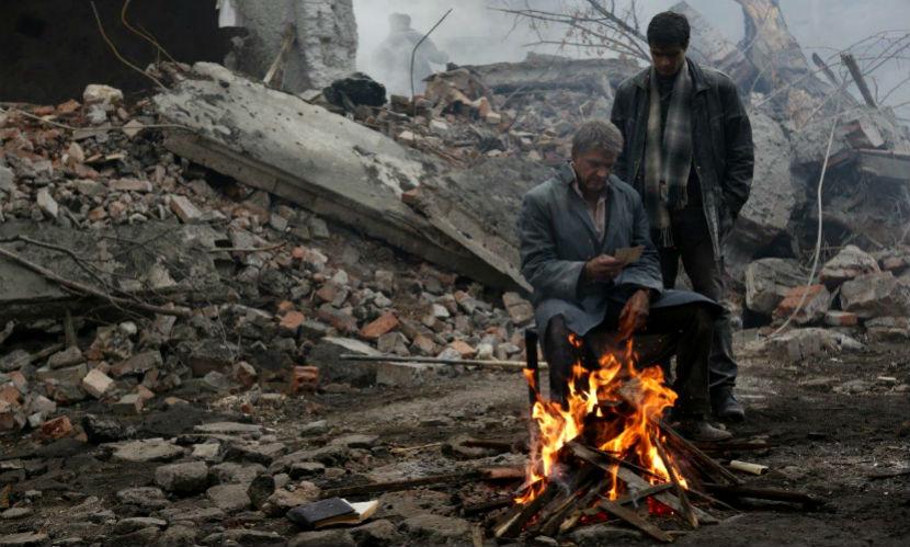 Фильм-катастрофу «Землетрясение» снял режиссер комедии «Что творят мужчины!»