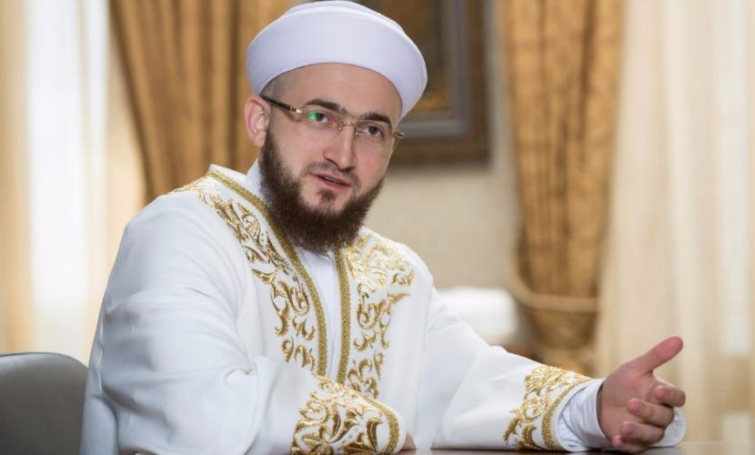 Камиль Самигуллин сменил в роли Верховного муфтия России Талгата Таджуддина