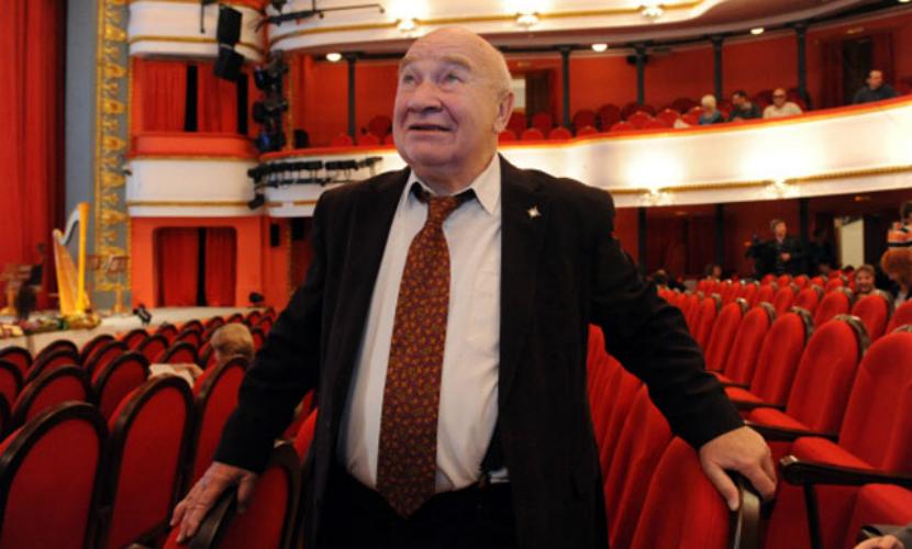 Народный артист России Игорь Кашинцев скончался в Москве