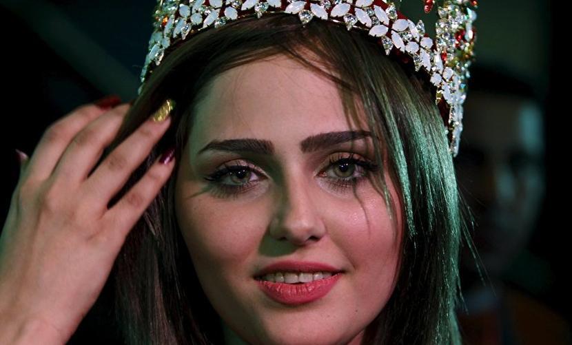 «Секс-джихадом» угрожают 20-летней «Мисс Ирака» террористы ИГ