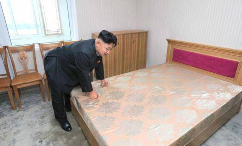 Ким Чен Ын своей