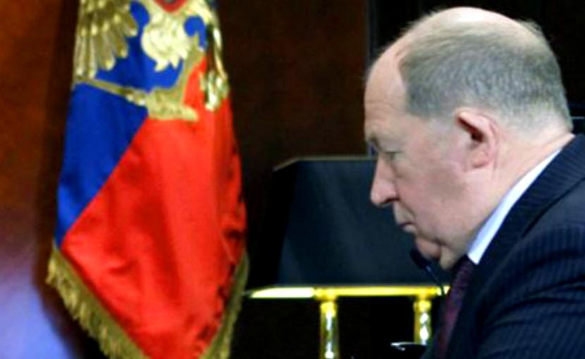 Путин провел увольнения в МВД