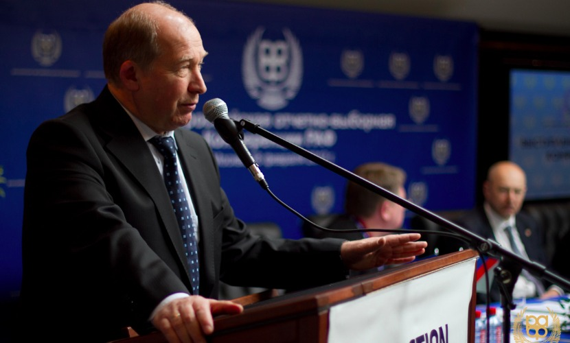 Виктор Кирьянов подал рапорт об увольнении из органов внутренних дел, - Хинштейн