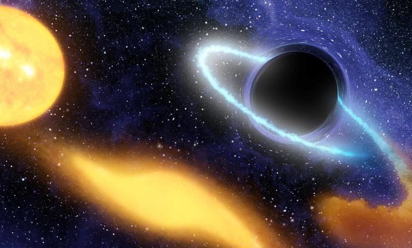 Погибшие при Большом взрыве сверхцивилизации направляют напутствия через черные дыры, - ученые