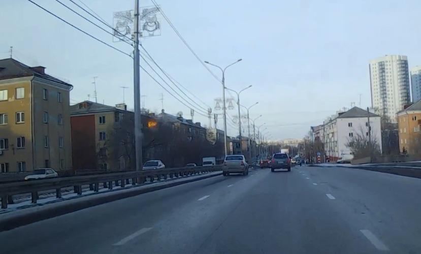 Опубликовано видео взрыва бытового газа в 5-этажном жилом доме в Красноярске