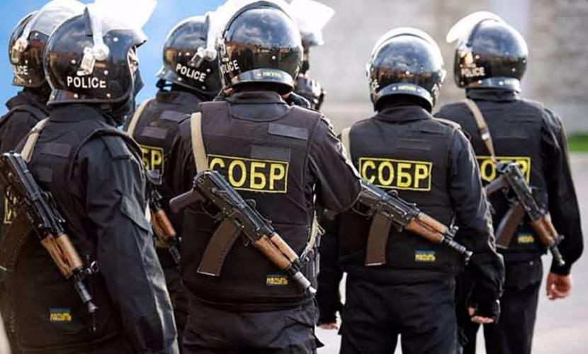 Силовики задержали полсотни бандитов на сходке криминальных лидеров Подмосковья