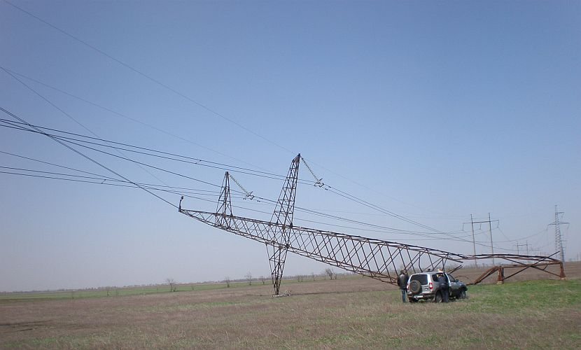 Россияне потребовали наказать Украину санкциями за энергоблокаду Крыма