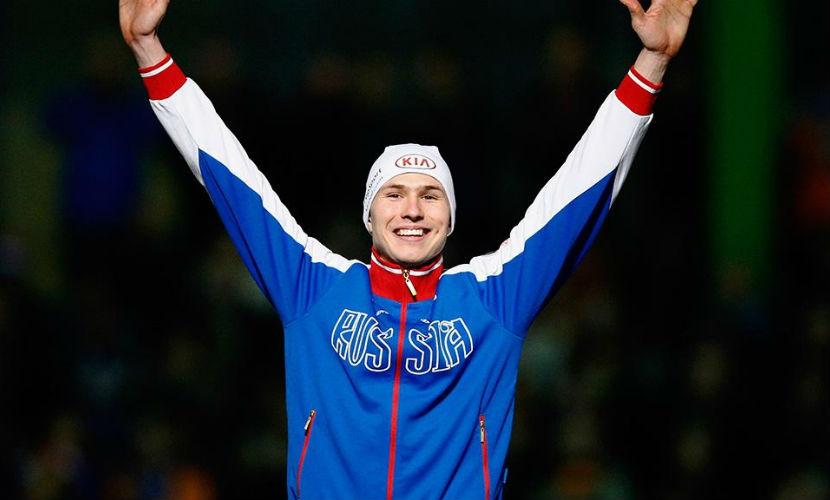 Россиянин стал новым мировым рекордсменом в конькобежном спорте