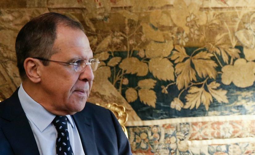 Лавров объяснил, почему Россия не будет бомбить Ливию