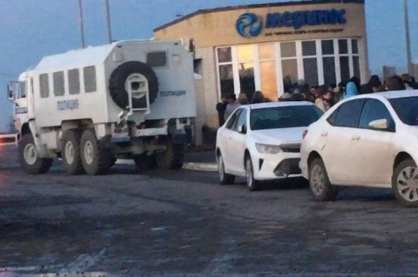 Турецкий завод прекратил работу после визита спецслужб в Ростове-на-Дону