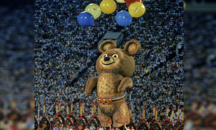 Скончался режиссер, запустивший олимпийского Мишку в небо в 1980 году