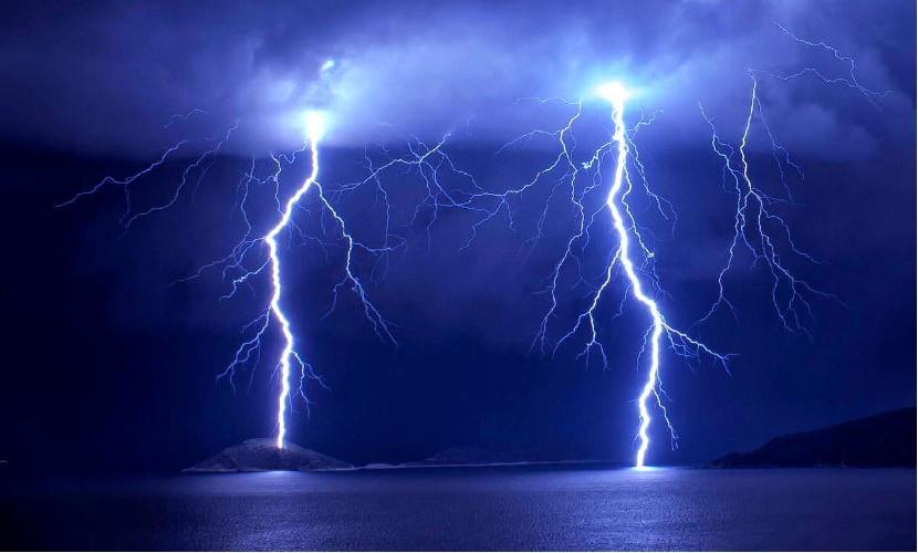 Самое подверженное ударам молнии место Земли назвали ученые